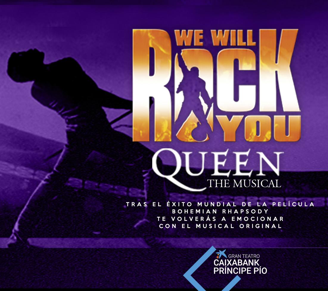 We Will Rock You en La Estación