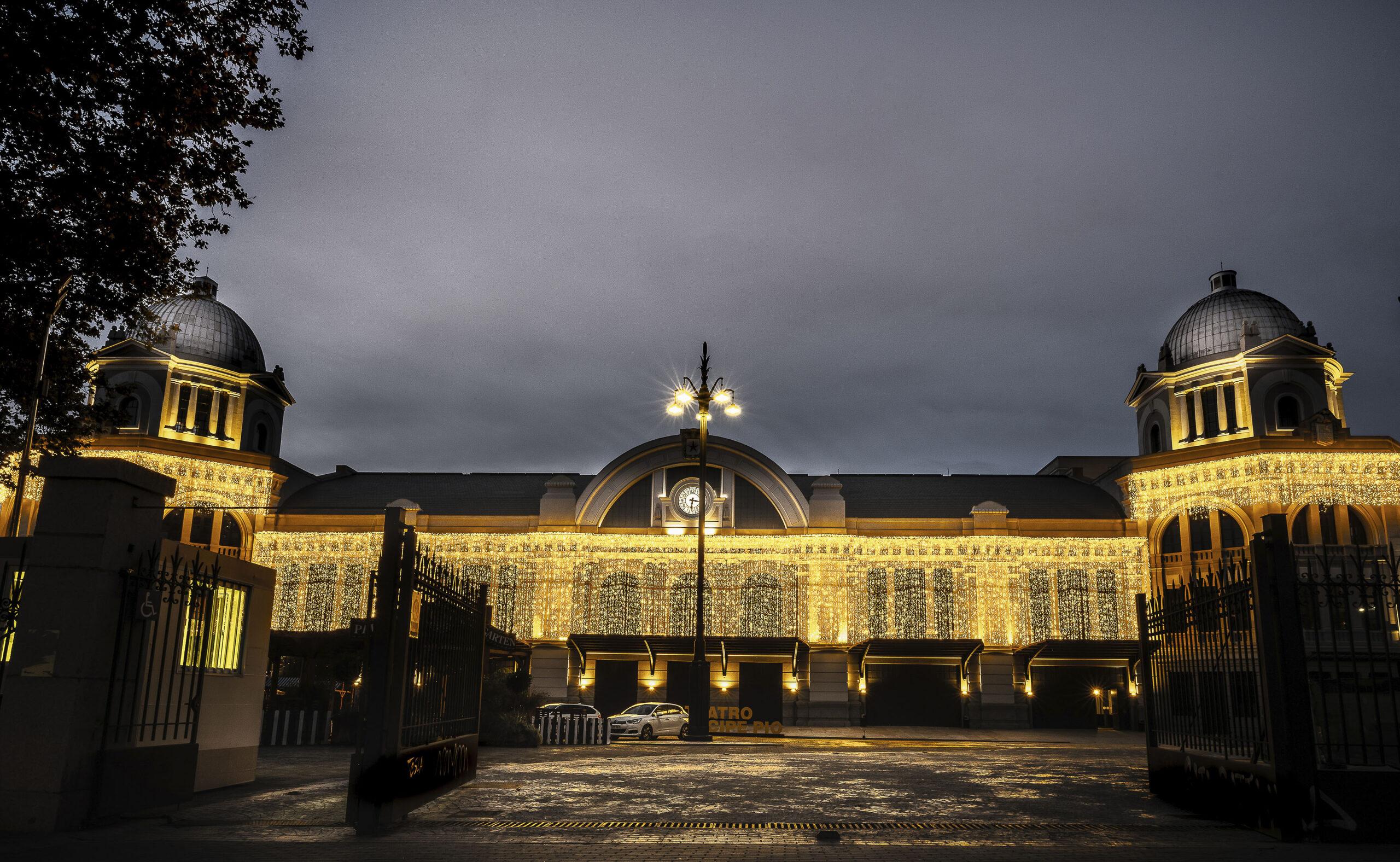 Teatro La Estación Príncipe Pío