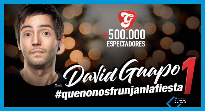 David Guapo en La Estación