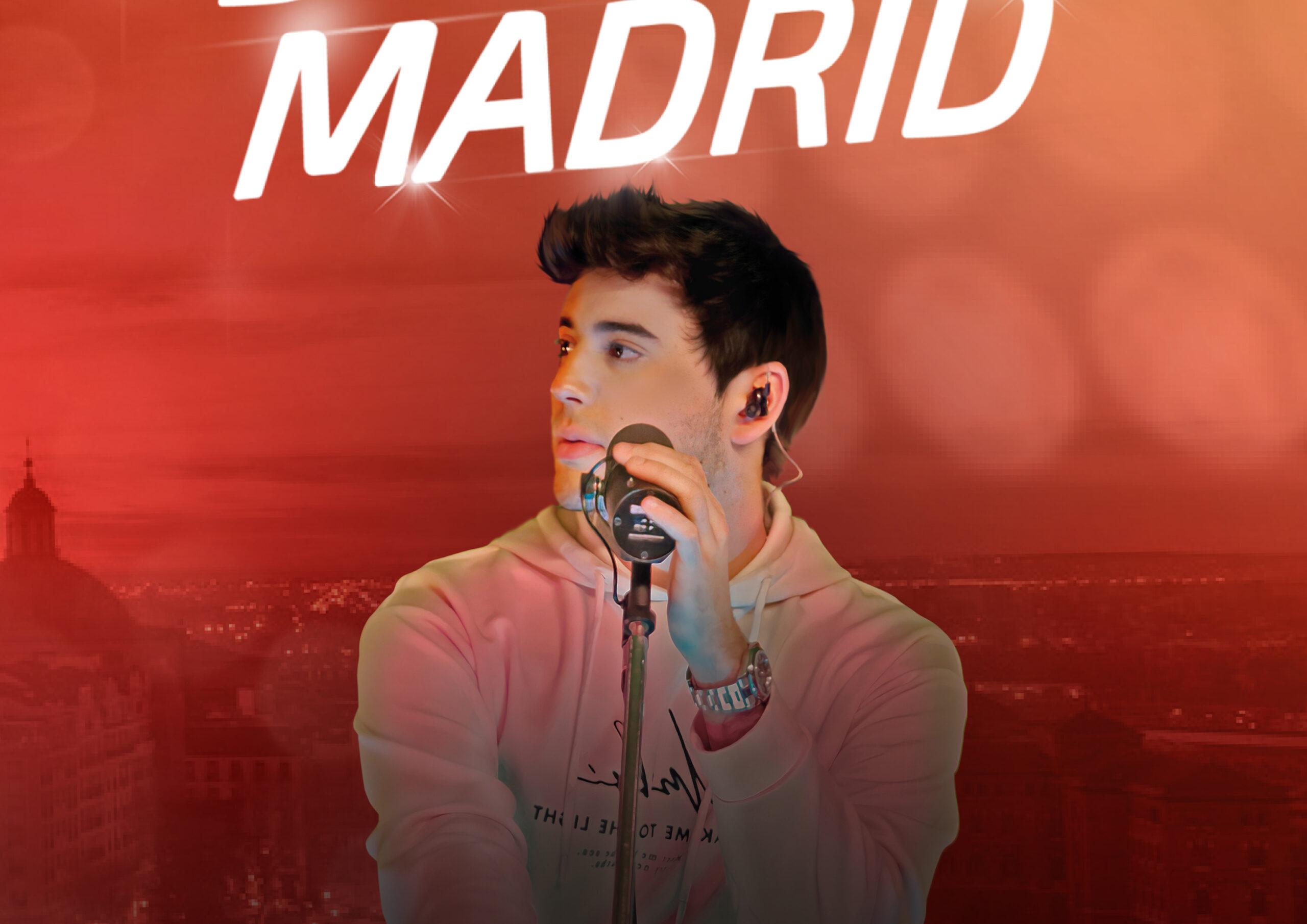 JOE ASHER - DESTINO MADRID