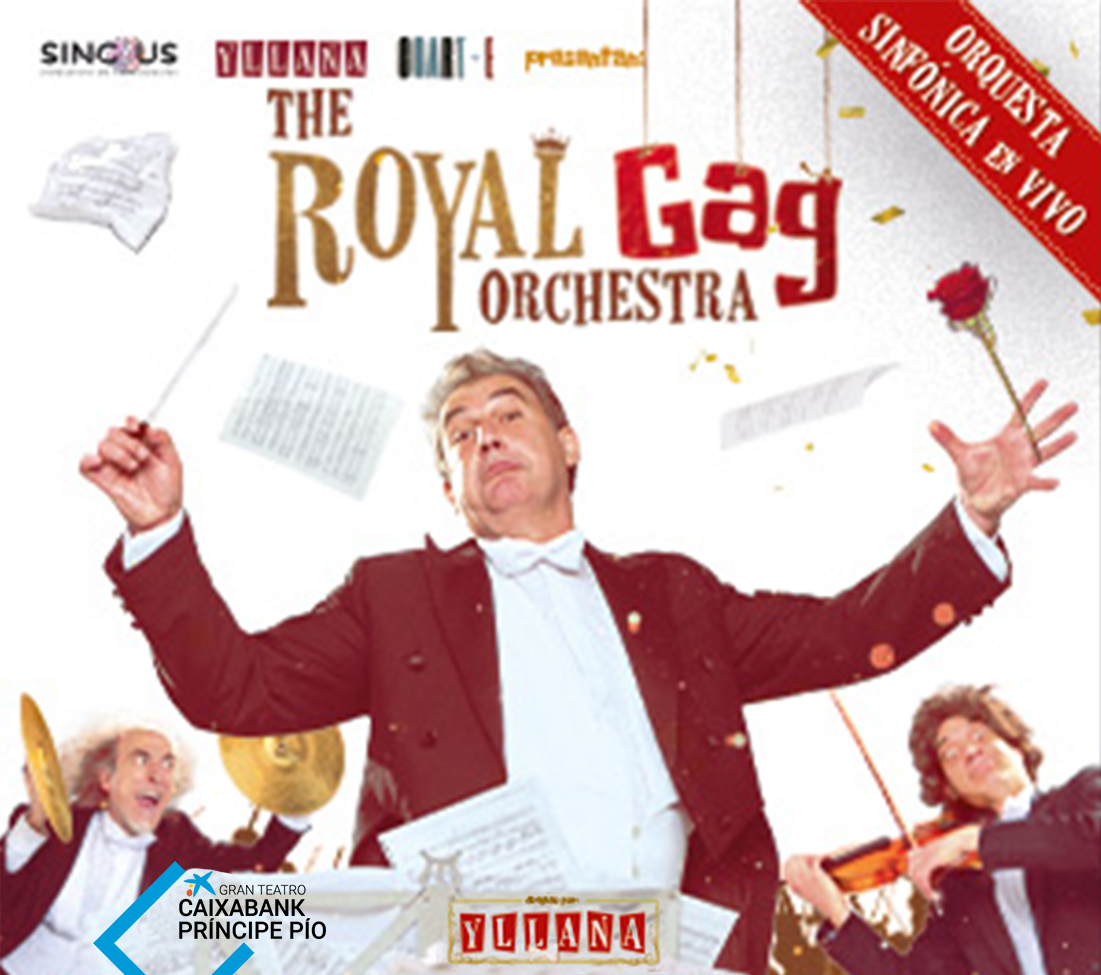 THE ROYAL GAG ORCHESTRA