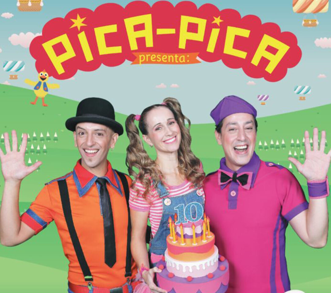 PICA-PICA MADRID LIVE EXPERIENCE