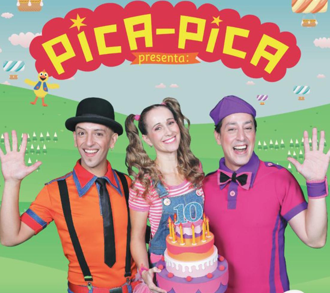PICA-PICA MADRID LIVE EXPERIENCE EN LA ESTACIÓN